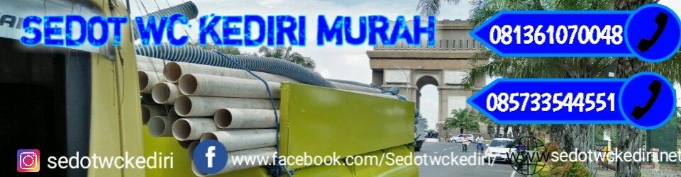Jasa Sedot WC Kediri Murah – 081361070048