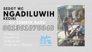 Sedot WC Ngadiluwih Kediri